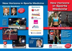 New Horizons in Sports Medicine Inside Cover